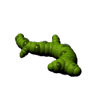 Mutated Space Maggot