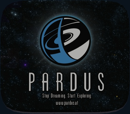 Pardus mousepad (limited edition)