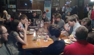 PardTea 2010 real-life meeting (photo provided by Sairence)